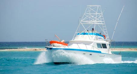 Freeport Boat, Yacht & Fishing Charters